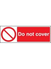 Do Not Cover