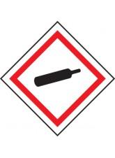 GHS Labels - Compressed Gas