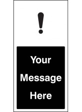 Your Message Here - Cover-Up Sign