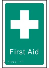 Braille - First Aid