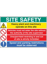 Site Safety Board