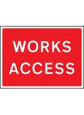 Works Access - Class RA1 - 600 x 450mm