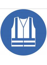 Floor Graphic - Hi-Vis Clothing symbol