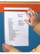 Self Adhesive Document Pocket ID - 310x215mm (Pack 10)