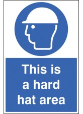 This Is a Hard Hat Area