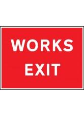 Works Exit