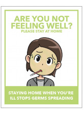 Cartoon - Are you not Feeling Well?